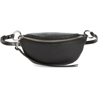 Rebecca Minkoff Bree Mini Belt Bag - Black