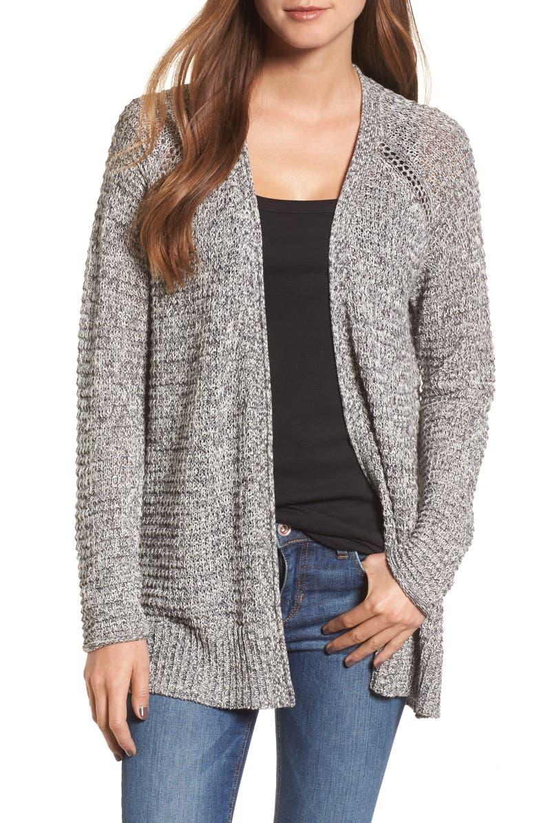 CASLON<SUP>®</SUP> Textured Cardigan, Main, color, 031