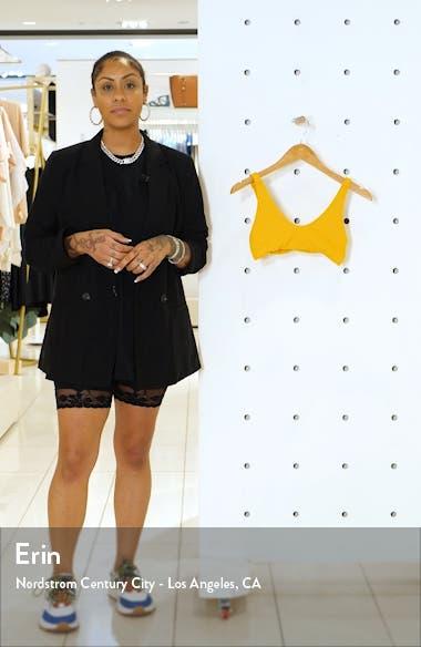 Ava Scoop Bikini Top, sales video thumbnail