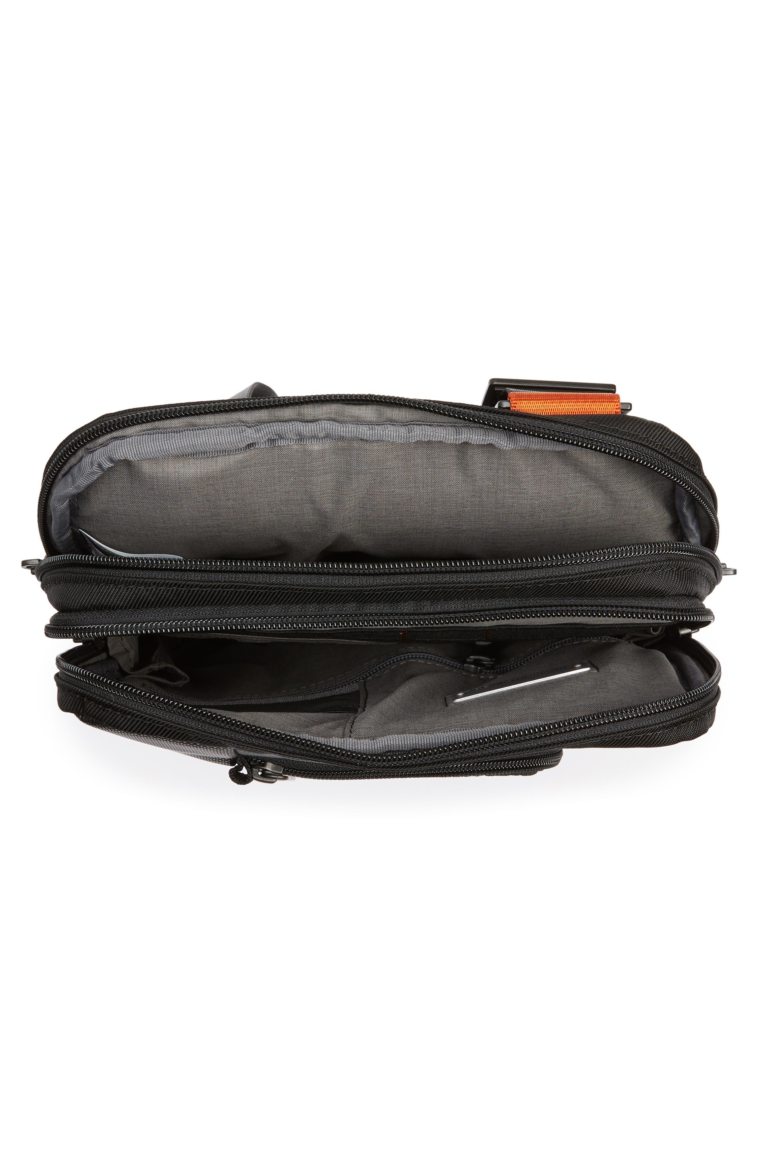 ,                             Verb - Link Crossbody Bag,                             Alternate thumbnail 4, color,                             BLACK