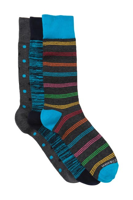 Image of Unsimply Stitched Crew Socks - Pack of 3
