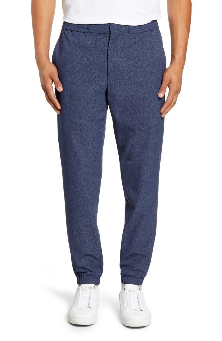VINCE CAMUTO Tech Suit Jogger Pants, Main, color, BLUE