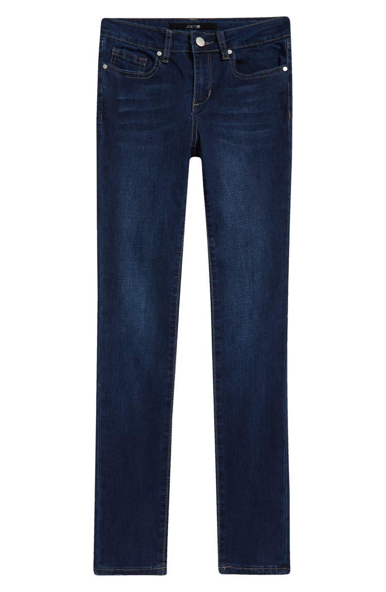 JOE'S Kids' The Jegging Mid Rise Jeans, Main, color, DARK STONE WASH