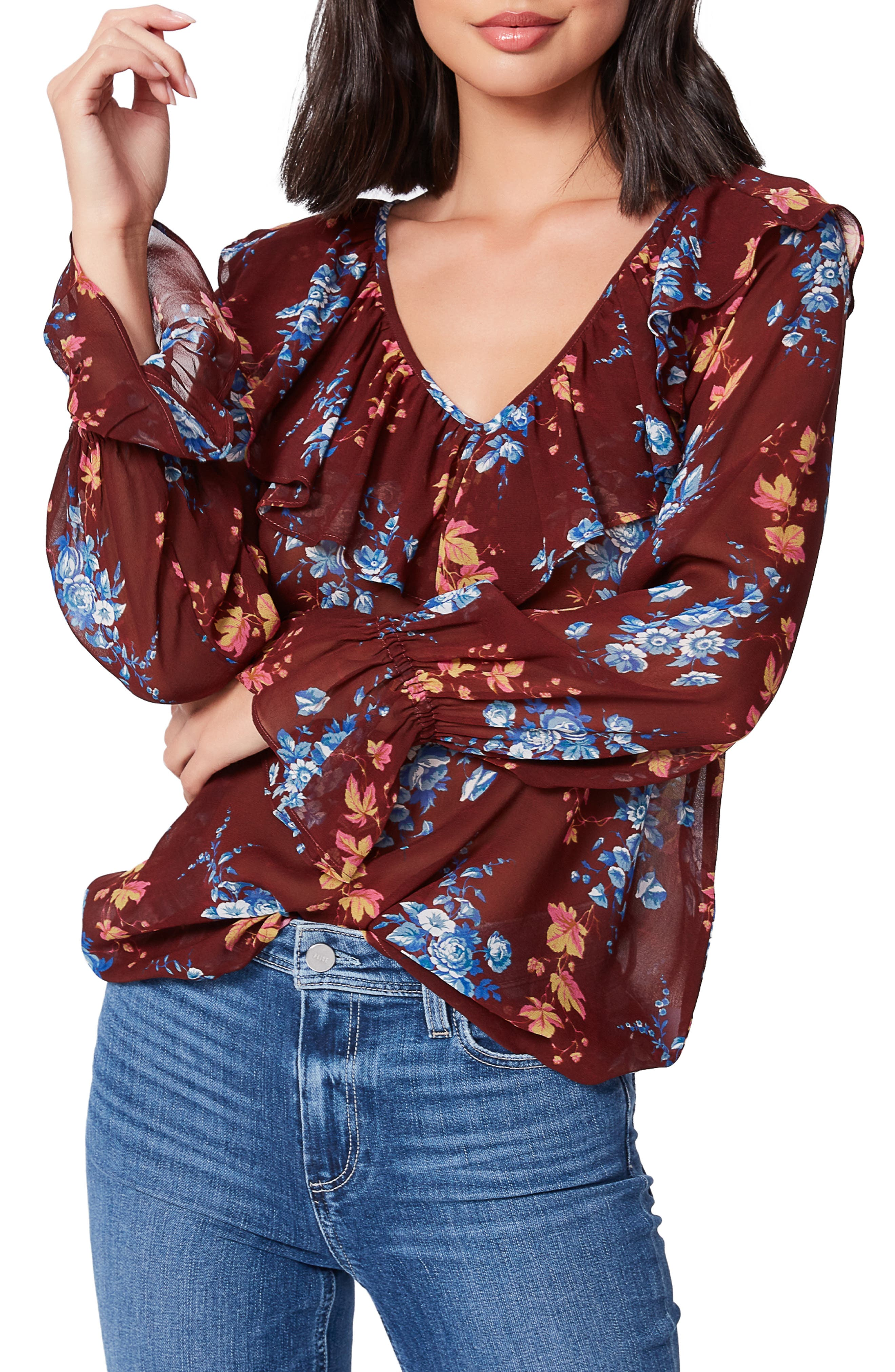 Image of PAIGE Persephone Blouse
