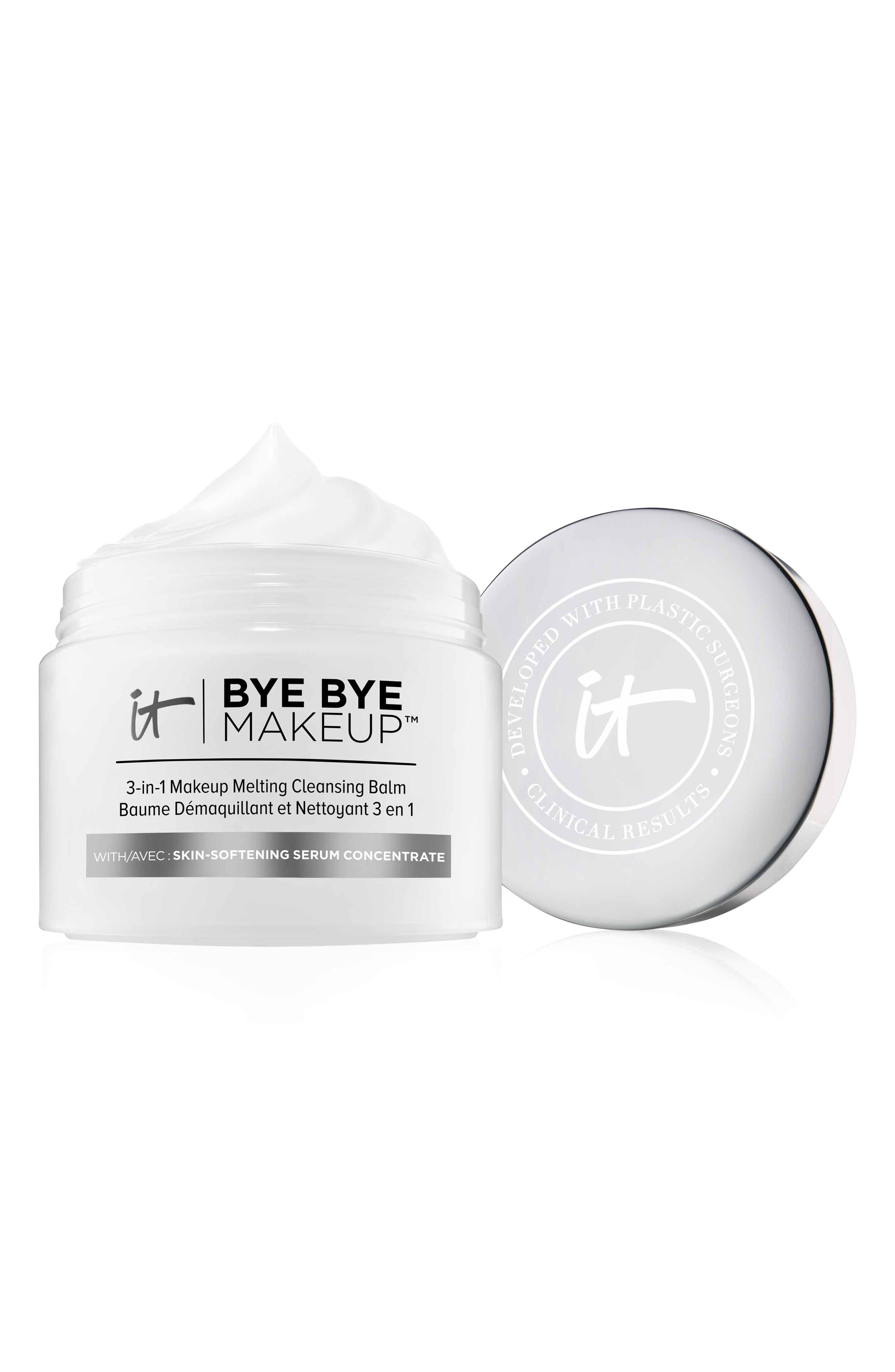 Bye Bye Makeup 3-In-1 Makeup Melting Cleansing Balm