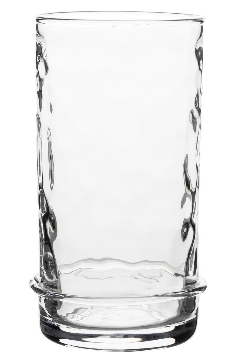 JULISKA Carine Highball Glass, Main, color, CLEAR