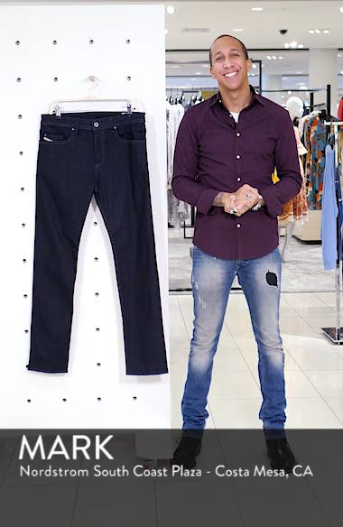 Buster Slim Straight Leg Jeans, sales video thumbnail