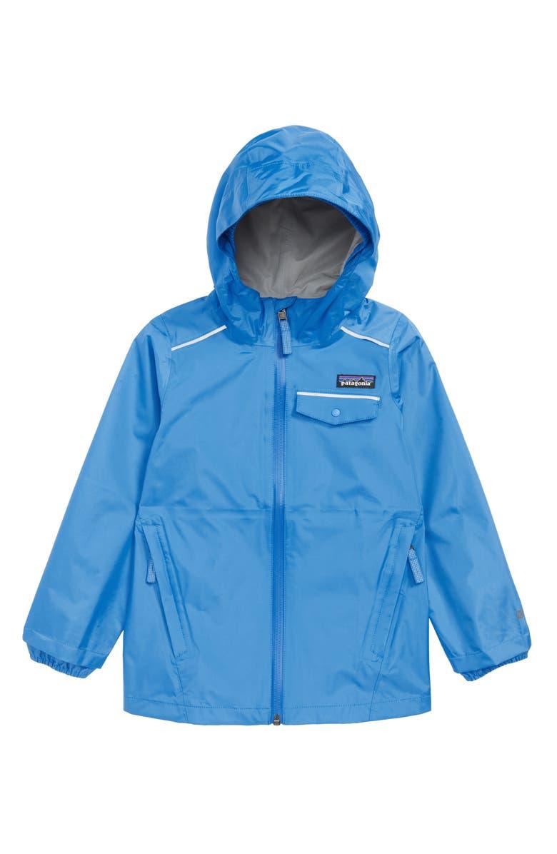 PATAGONIA Torrentshell Reflective Waterproof Jacket, Main, color, 401