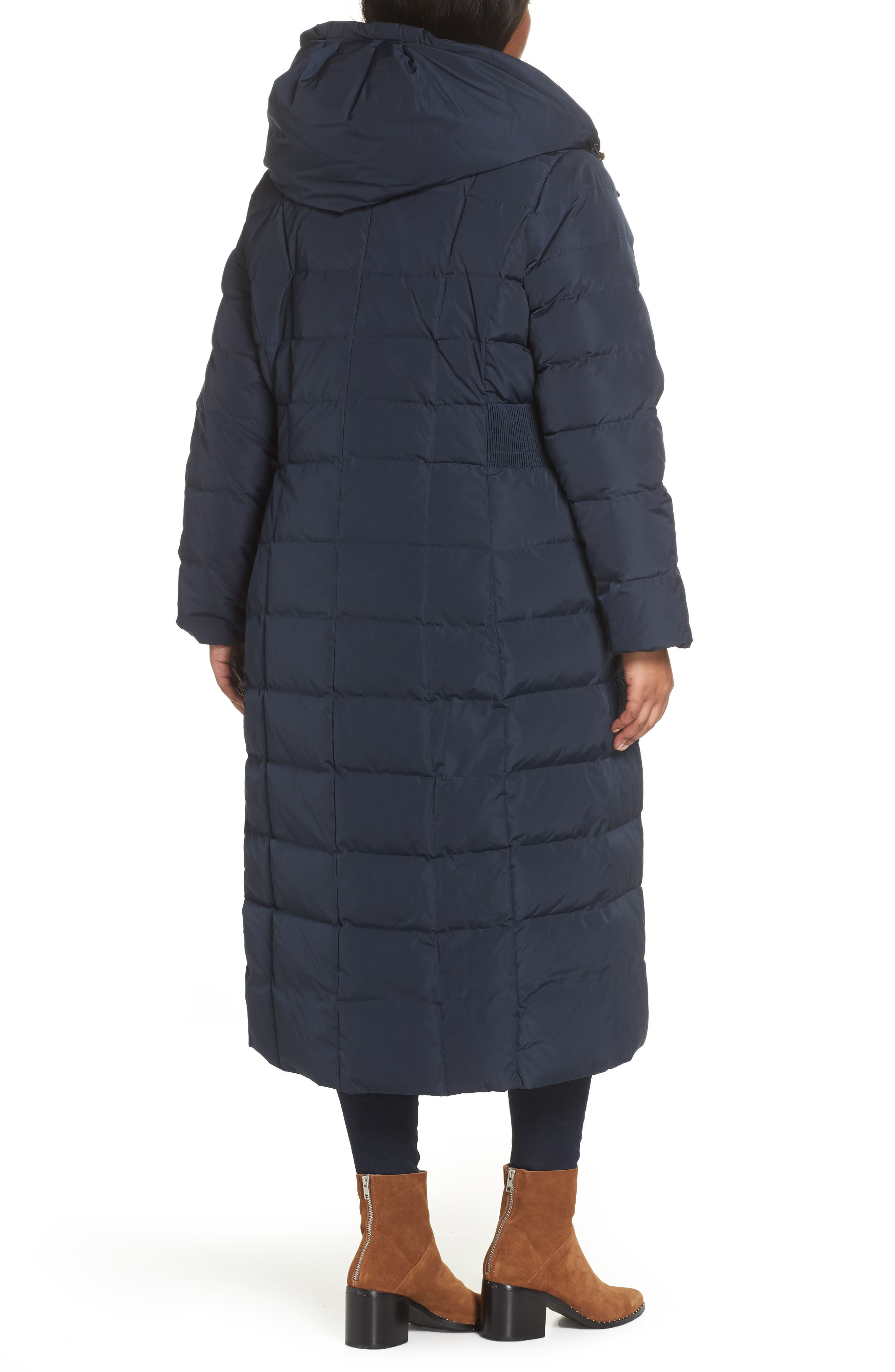 ,                             Quilted Coat with Inner Bib,                             Alternate thumbnail 15, color,                             410