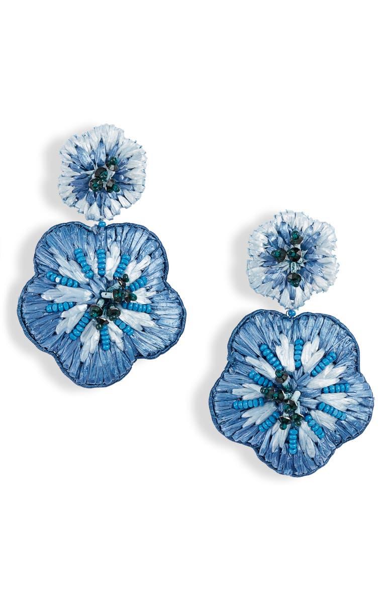 MIGNONNE GAVIGAN Rae Drop Earrings, Main, color, 400
