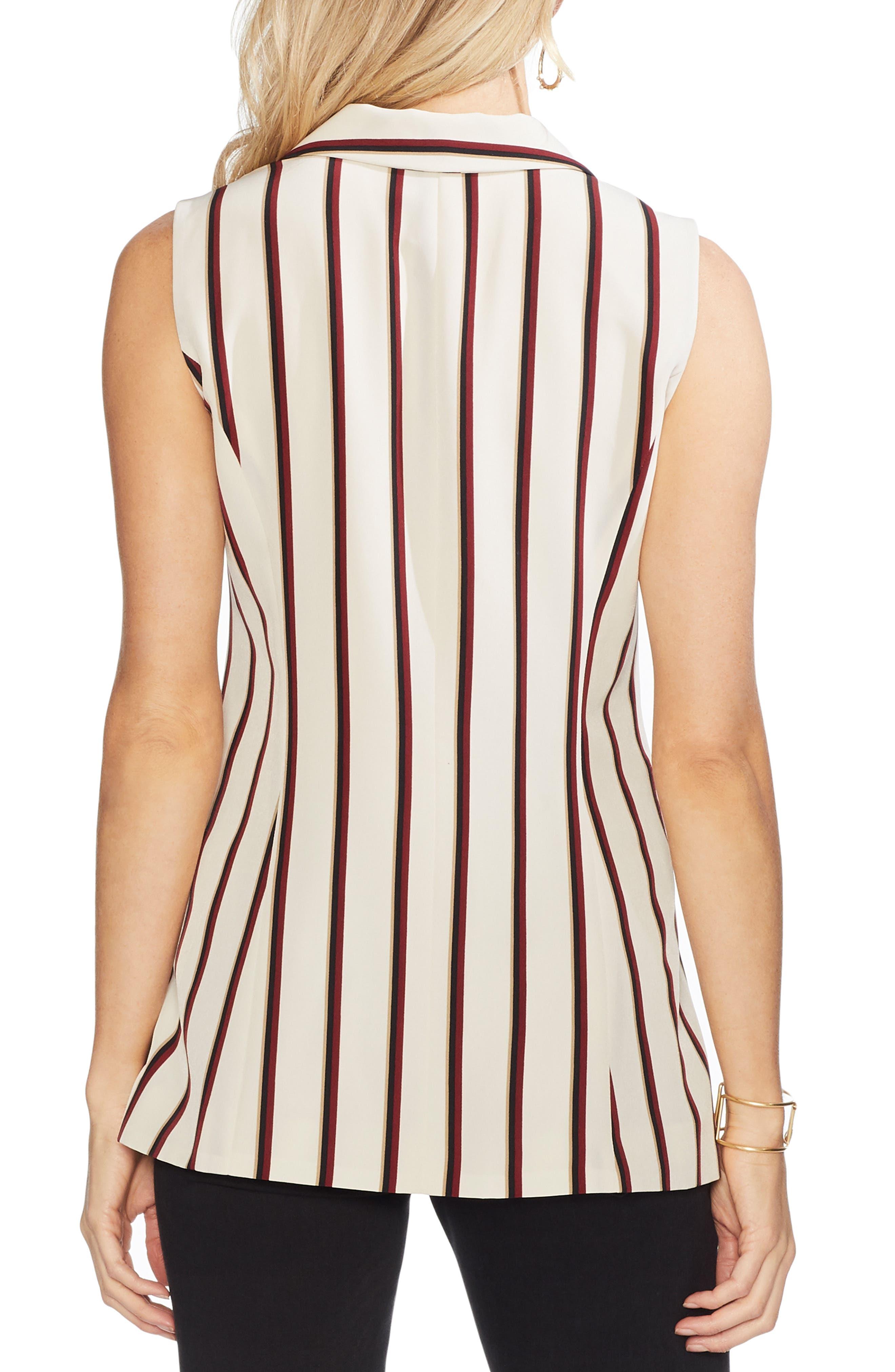 ,                             Caravan Stripe Vest,                             Alternate thumbnail 2, color,                             259