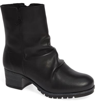 Bos. & Co. Madrid Waterproof Insulated Waterproof Waterproof Bootie - Black