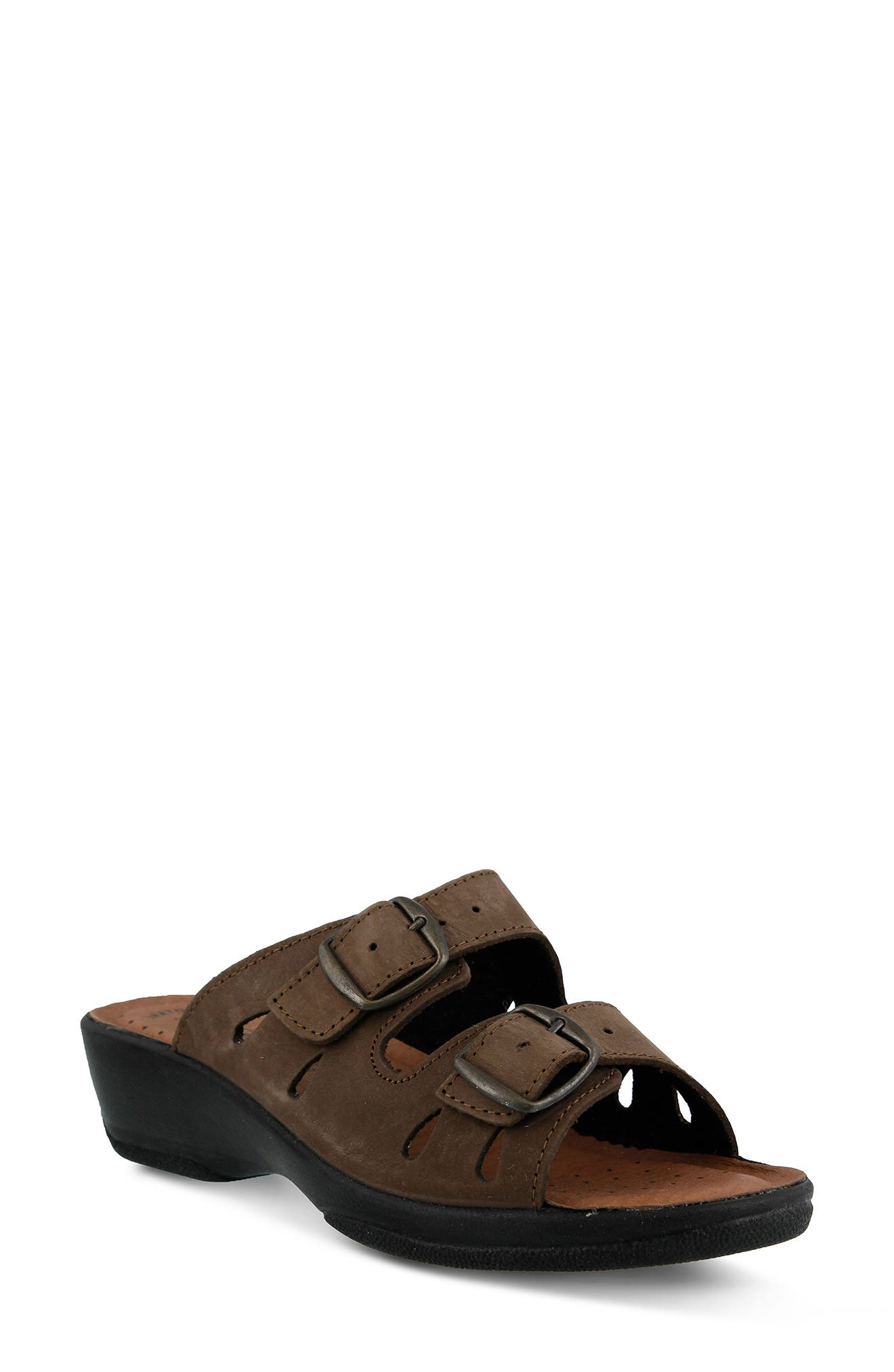 Decca Slide Sandal