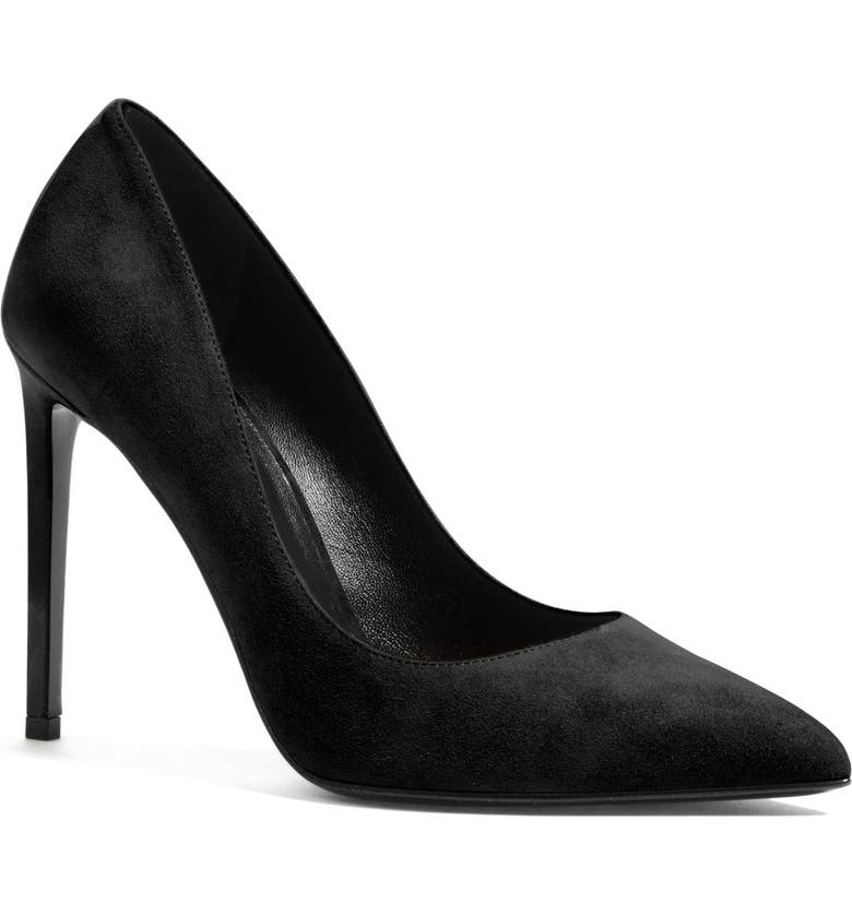 e97d546723c Saint Laurent 'Paris Skinny' Pointy Toe Pump (Women)   Nordstrom