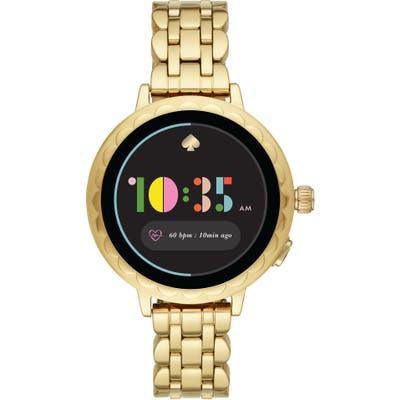 Kate Spade New York Raven Scallop Smart Bracelet Watch, 41Mm