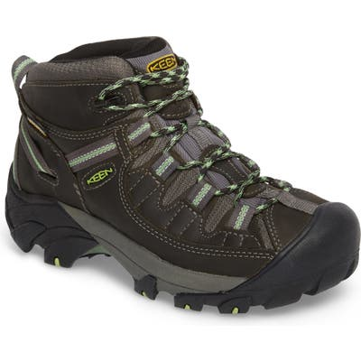 Keen Targhee Ii Mid Waterproof Hiking Boot, Black