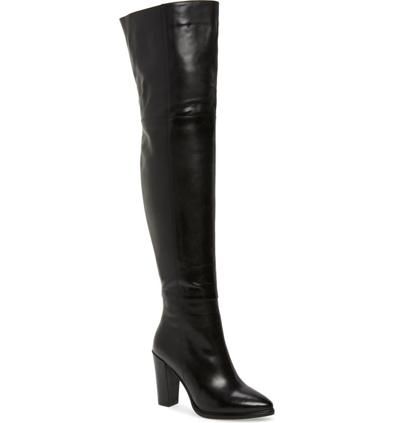 ALIAS MAE Alla Over the Knee Boot, Main, color, 001