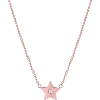 Mini Mini Jewels Forever Collection - Star Diamond Pendant Necklace