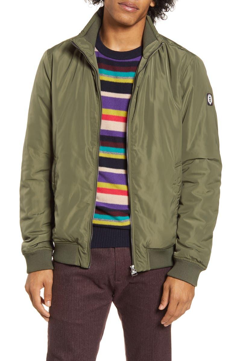 SCOTCH & SODA Padded Zip Jacket, Main, color, 301
