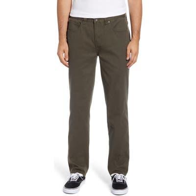 Billabong Fifty Regular Fit Jeans, Green