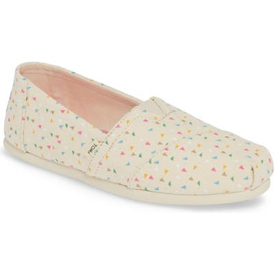 Toms Classic Canvas Slip-On, Pink