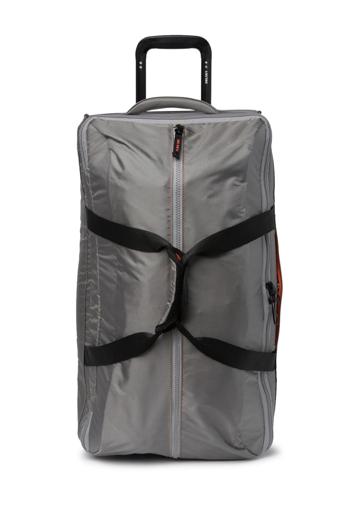 Image of DELSEY Egoa Recycled Trolley Duffel Bag