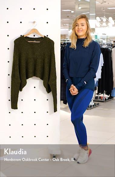 Mattie Crop Sweater, sales video thumbnail
