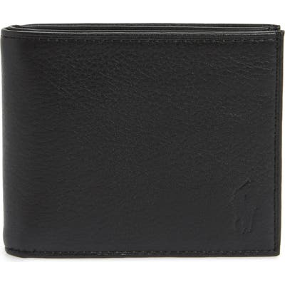 Polo Ralph Lauren Bifold Leather Wallet -