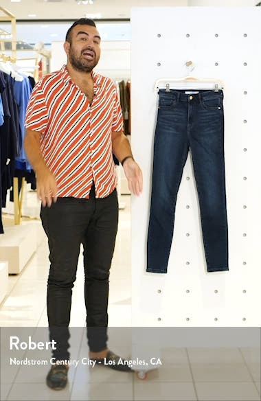The Stiletto Ankle Skinny Jeans, sales video thumbnail