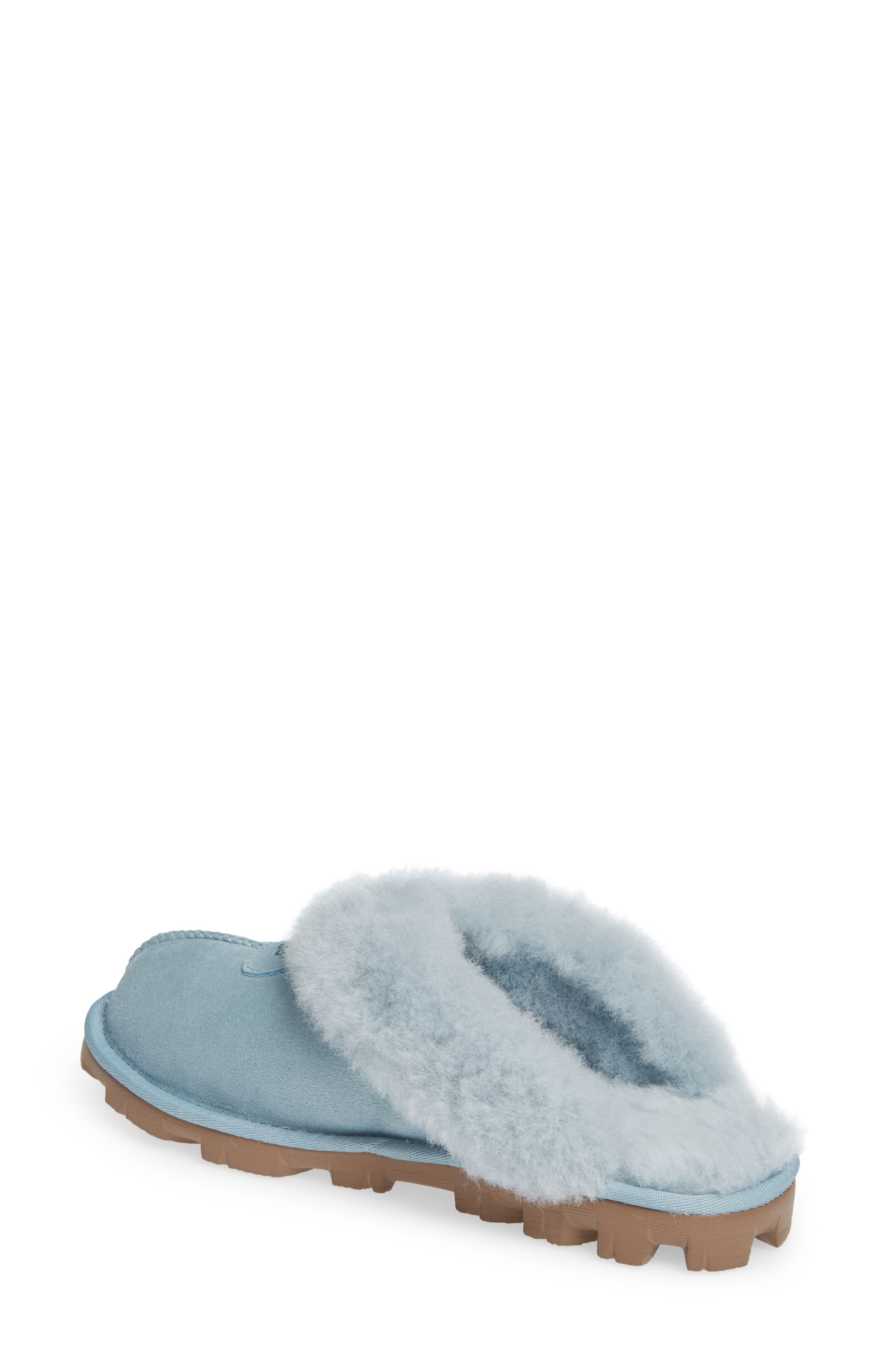 ,                             Genuine Shearling Slipper,                             Alternate thumbnail 25, color,                             401