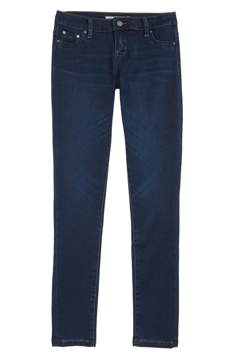 TRACTR Diane Jeggings, Main, color, DARK WASH