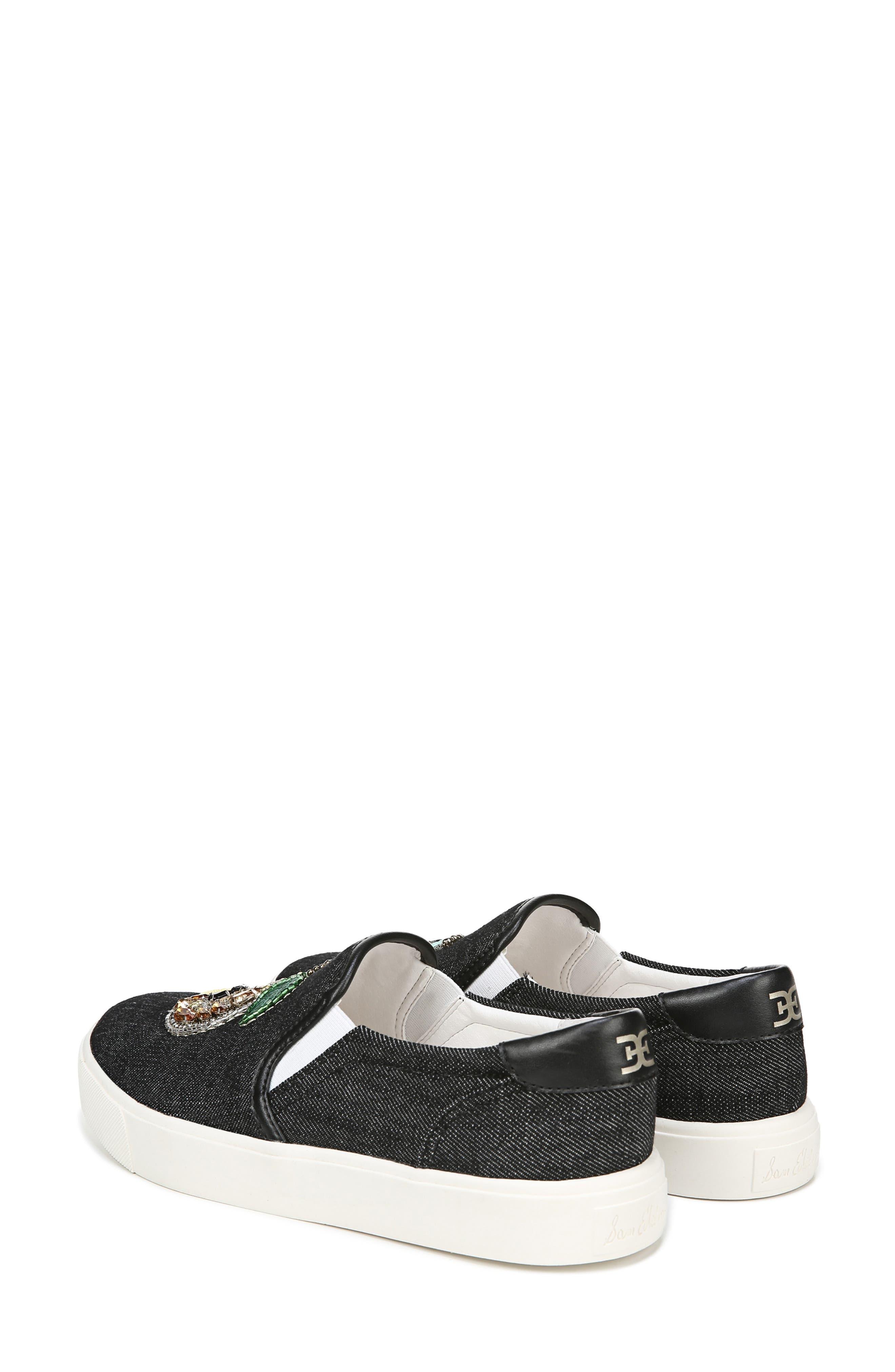 ,                             Evelina 5 Slip On Sneaker,                             Alternate thumbnail 2, color,                             001