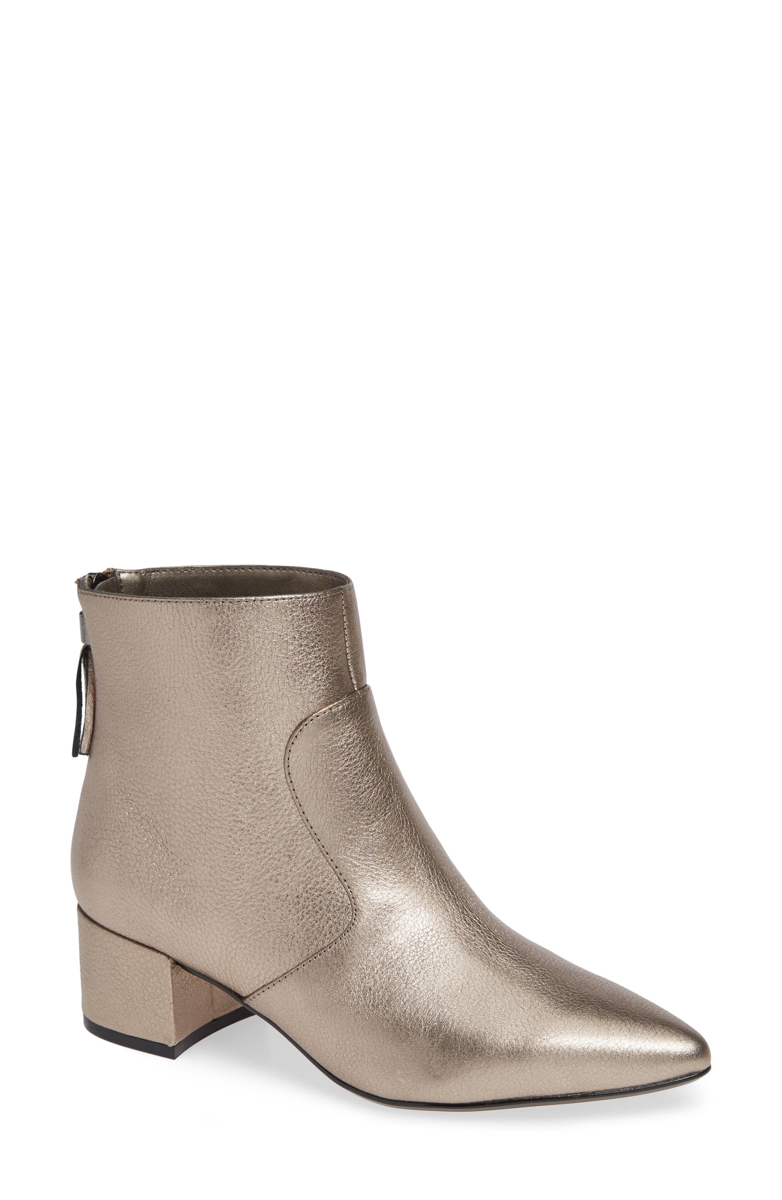 Karl Lagerfeld Paris Maude Boot- Grey