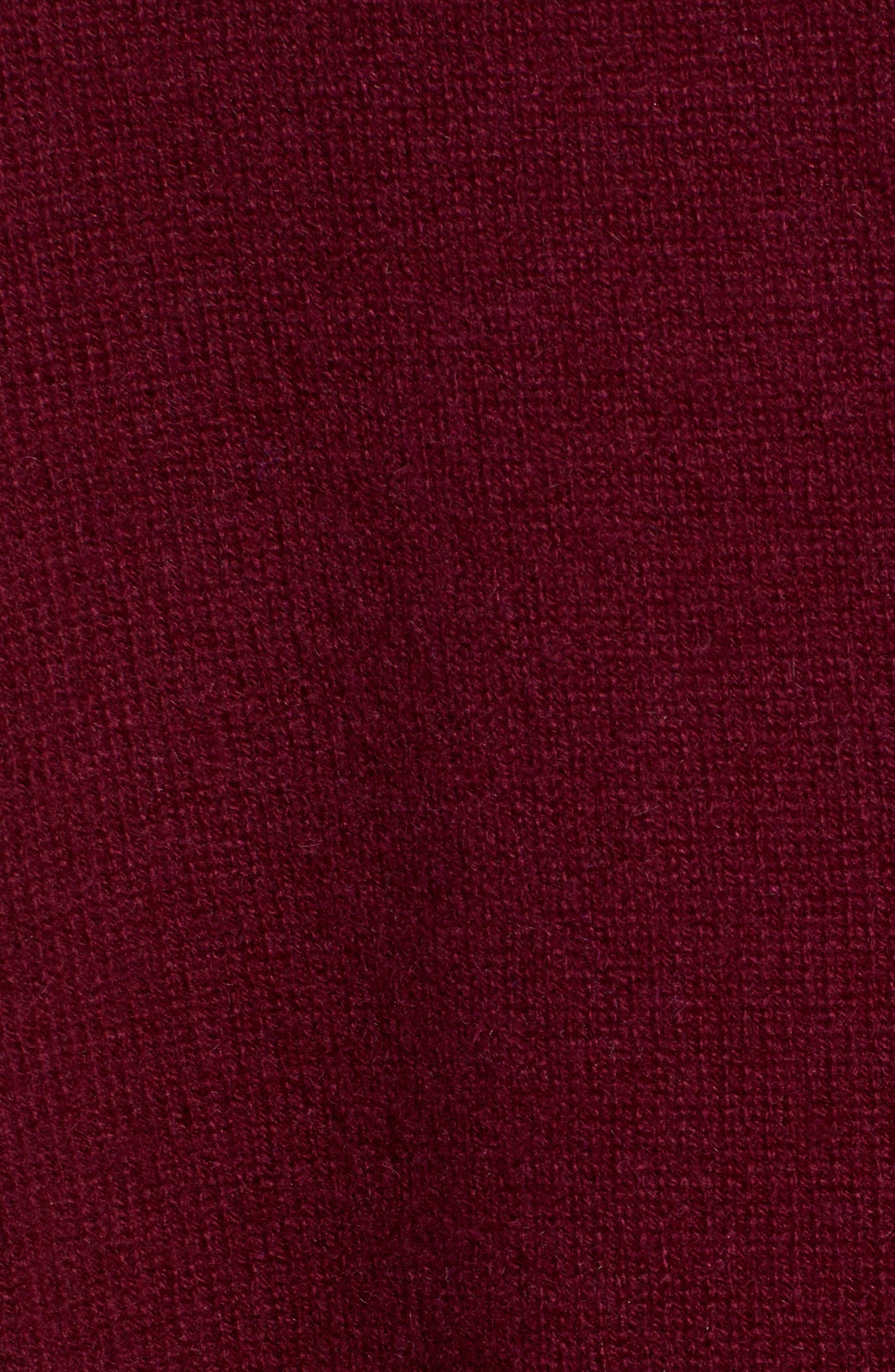,                             Relaxed V-Neck Cashmere Sweater,                             Alternate thumbnail 75, color,                             930