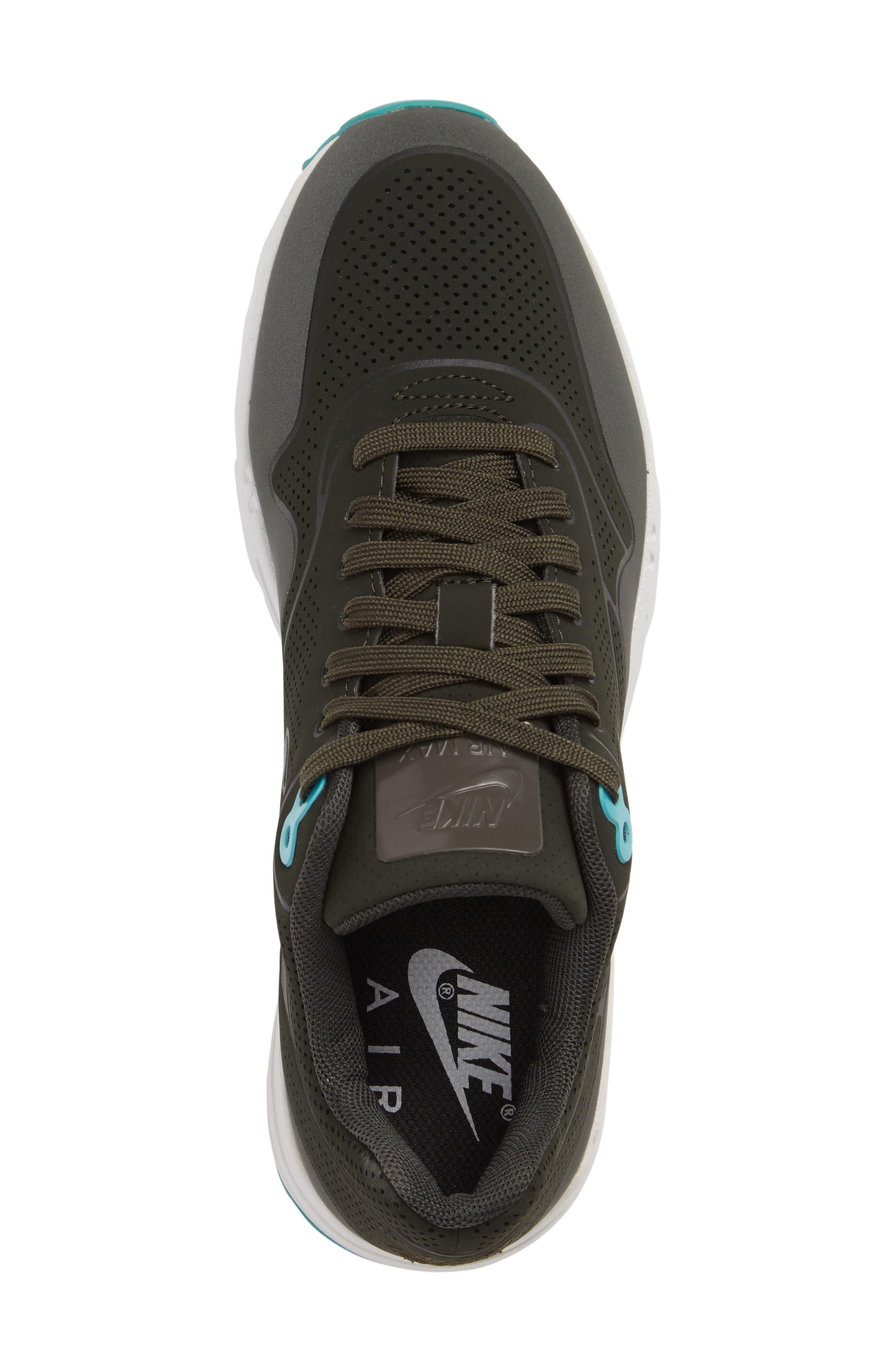 ,                             'Air Max 1 - Ultra Moire' Sneaker,                             Alternate thumbnail 60, color,                             304