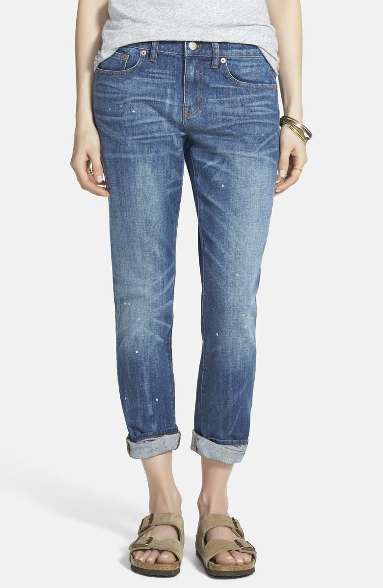 fine craftsmanship thoughts on pick up 'The Slim Boyjean' Boyfriend Jeans
