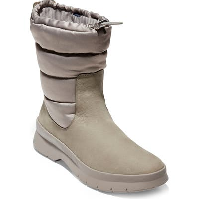 Cole Haan Pinch Waterproof Boot B - Grey