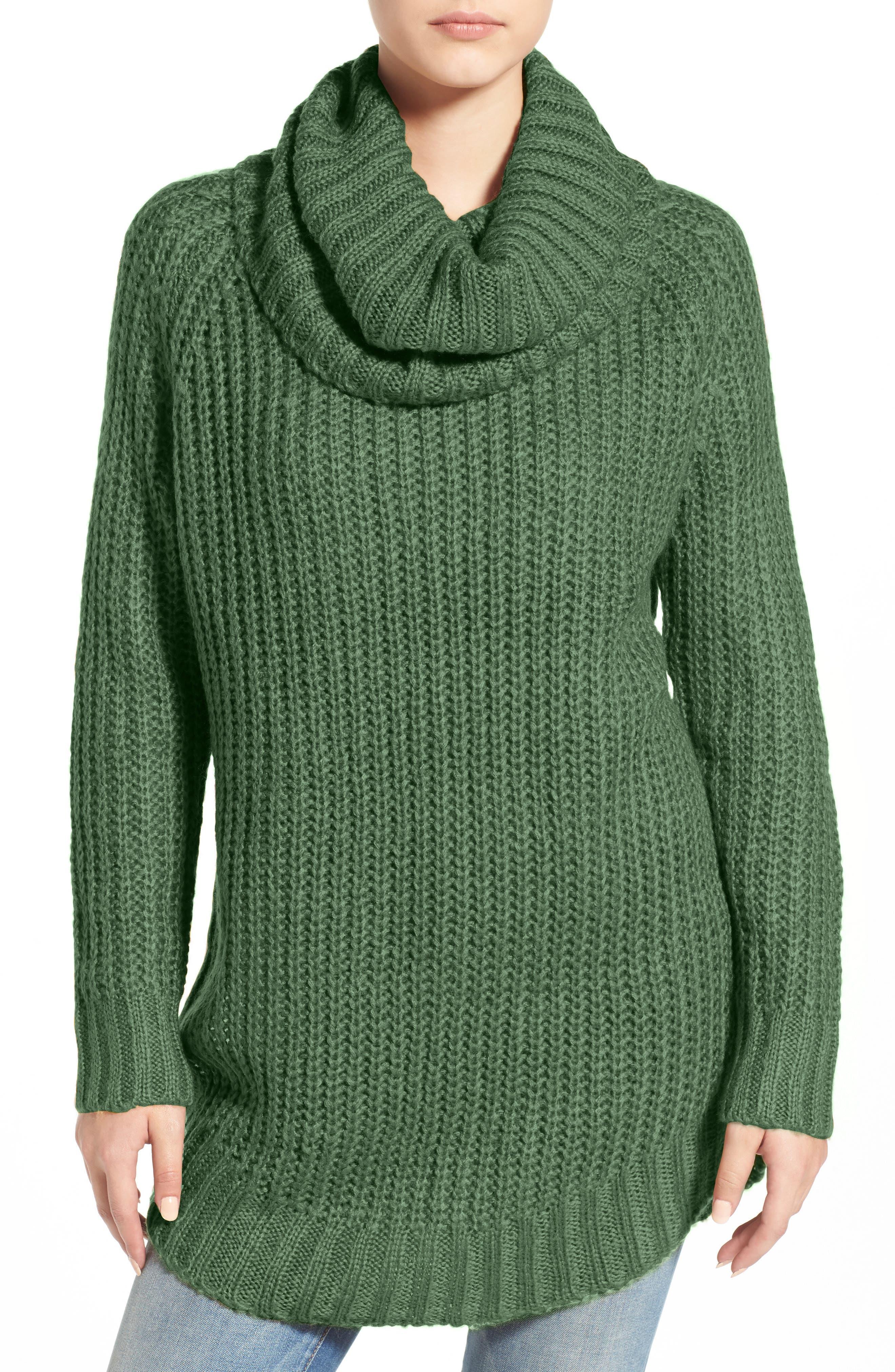 ,                             Cowl Neck Sweater,                             Main thumbnail 28, color,                             309