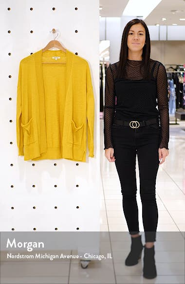 Bradley Cardigan Sweater, sales video thumbnail