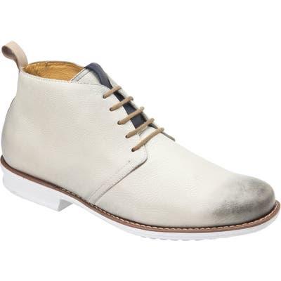 Sandro Moscoloni Manford Chukka Boot, White