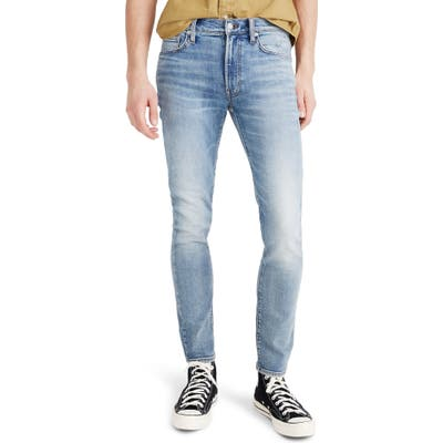 Madewell Skinny Authentic Flex Jeans, Blue