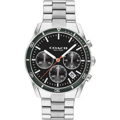 Coach Thompson Sport Chronograph Bracelet Watch, 41Mm