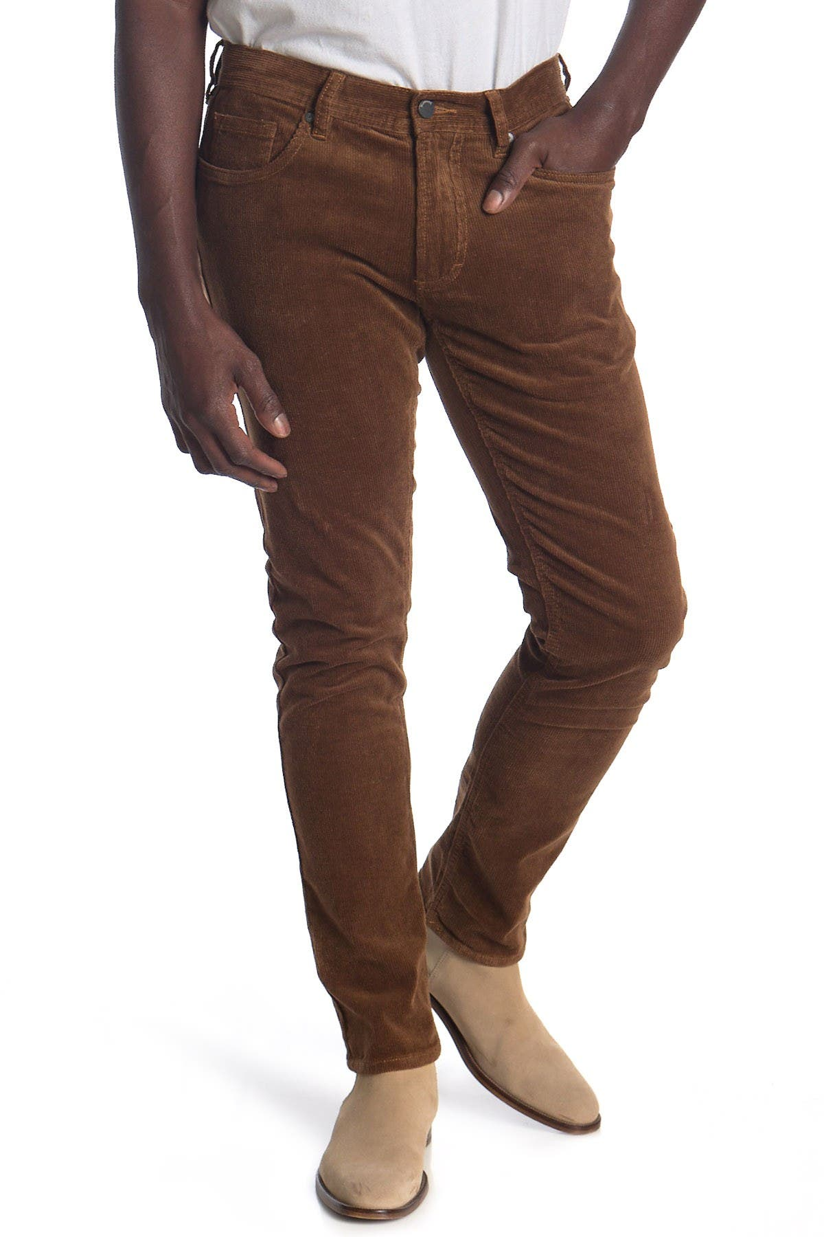 Image of BLANKNYC Denim Wooster Slim Corduroy Pants