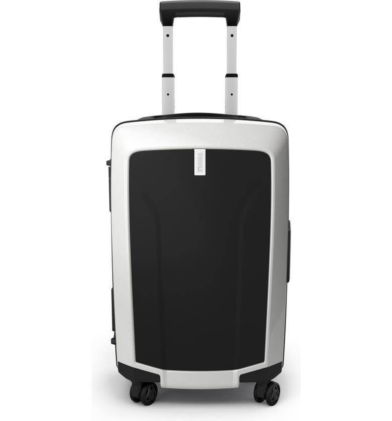 THULE Revolve Global 22-Inch Carry-On, Main, color, WHITE/ BLACK