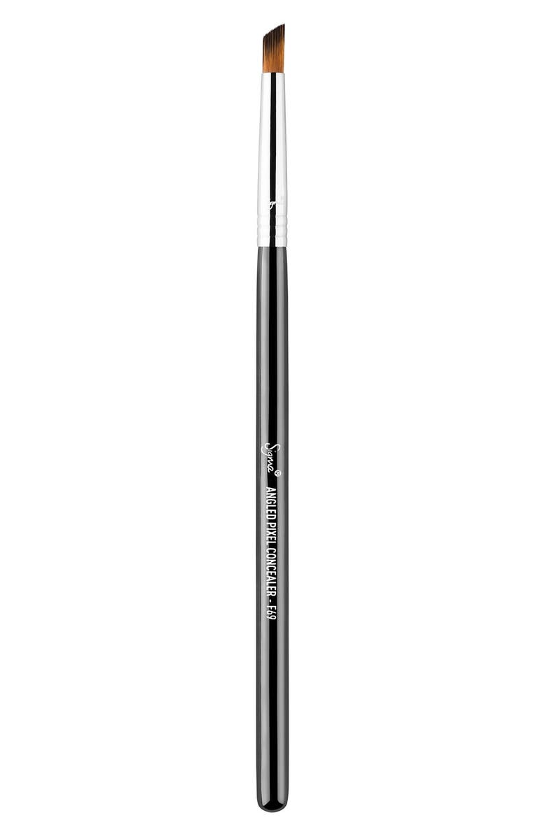 SIGMA BEAUTY F69 Angled Pixel Concealer<sup>™</sup> Brush, Main, color, NO COLOR