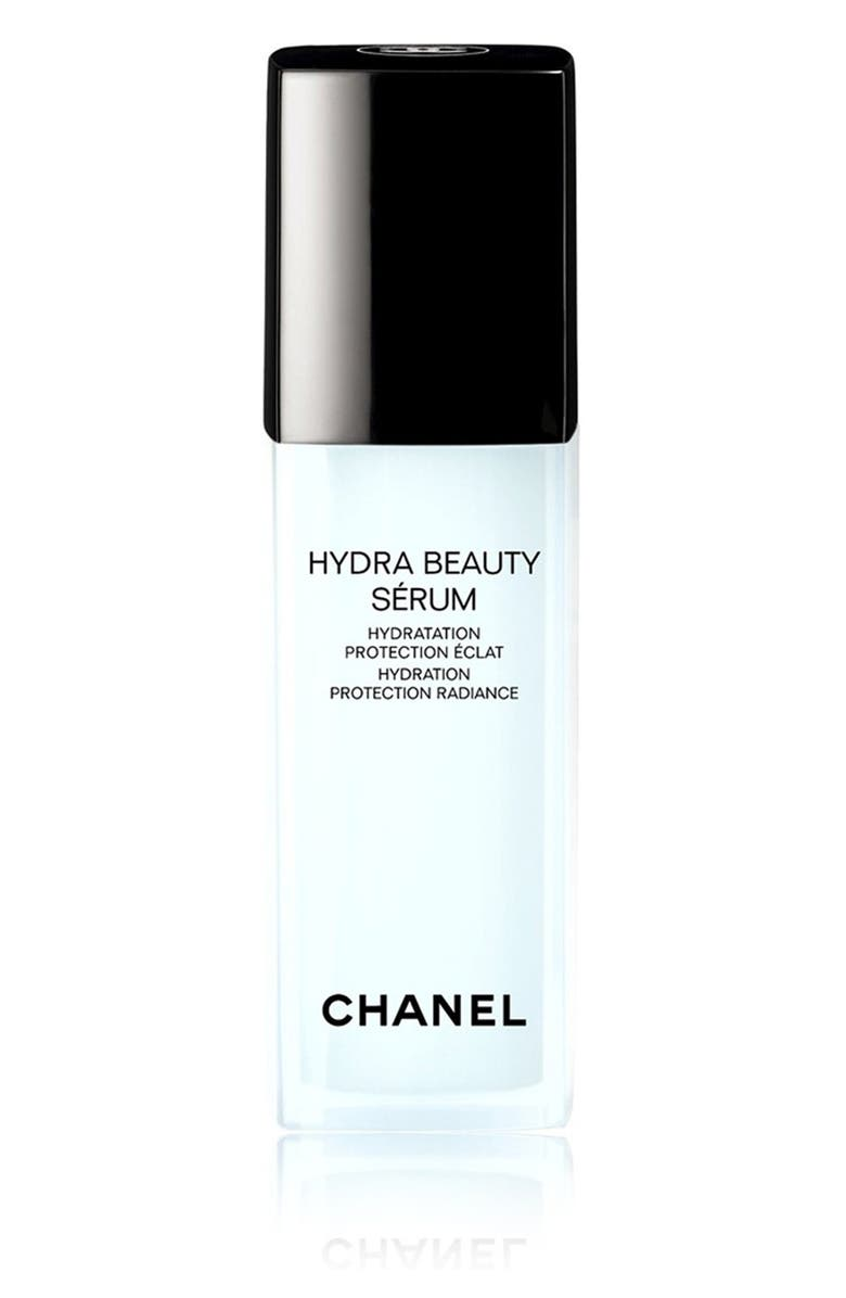 CHANEL HYDRA BEAUTY SÉRUM <br />Hydration Protection Radiance, Main, color, NO COLOR