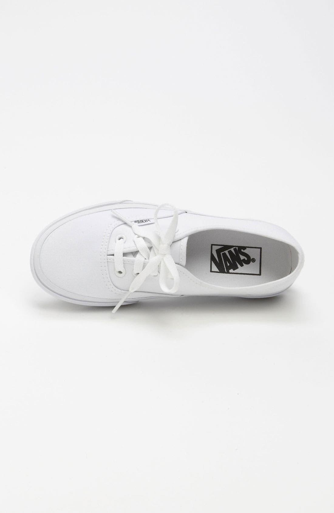 ,                             'Authentic' Sneaker,                             Alternate thumbnail 43, color,                             TRW