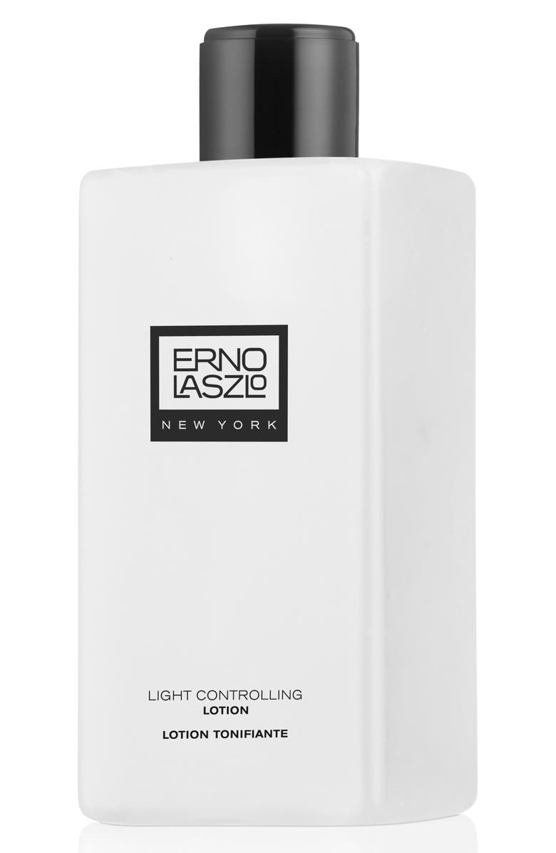 ERNO LASZLO Light Controlling Lotion Mattifying Toner, Main, color, NO COLOR