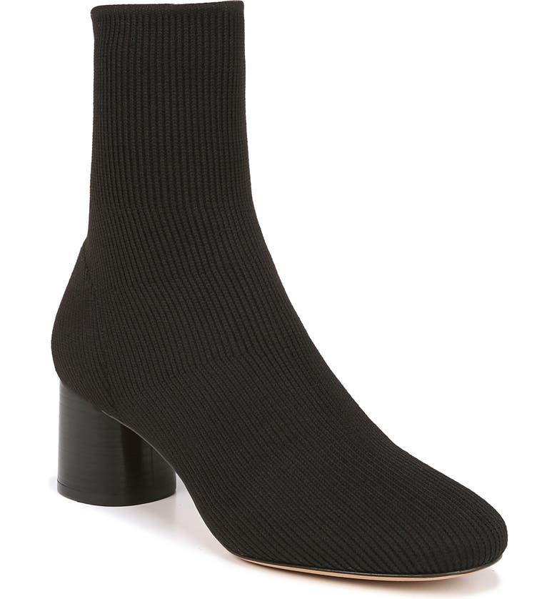 VINCE Tasha Sock Bootie, Main, color, 001