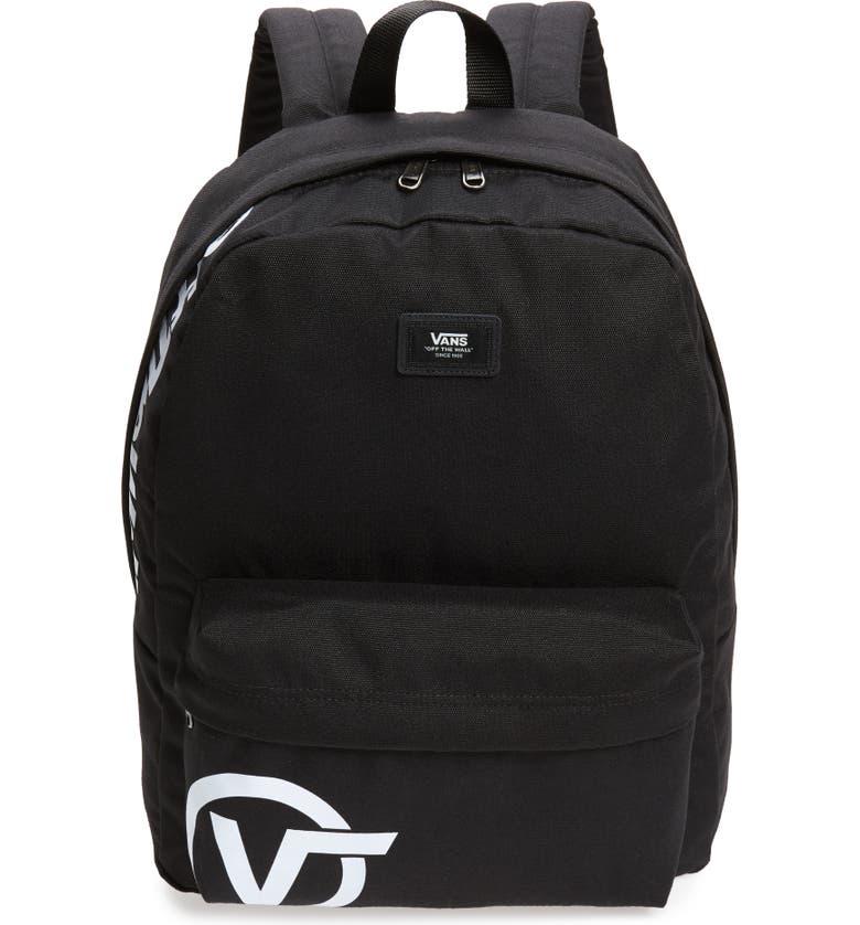 VANS Old Skool III Backpack, Main, color, OTW BLACK